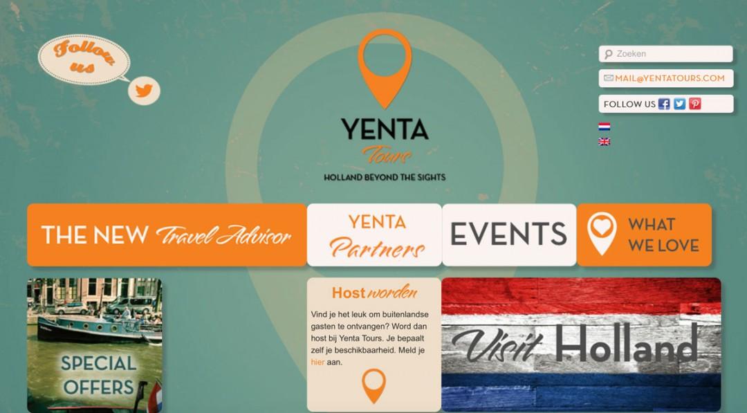 Yenta Tours