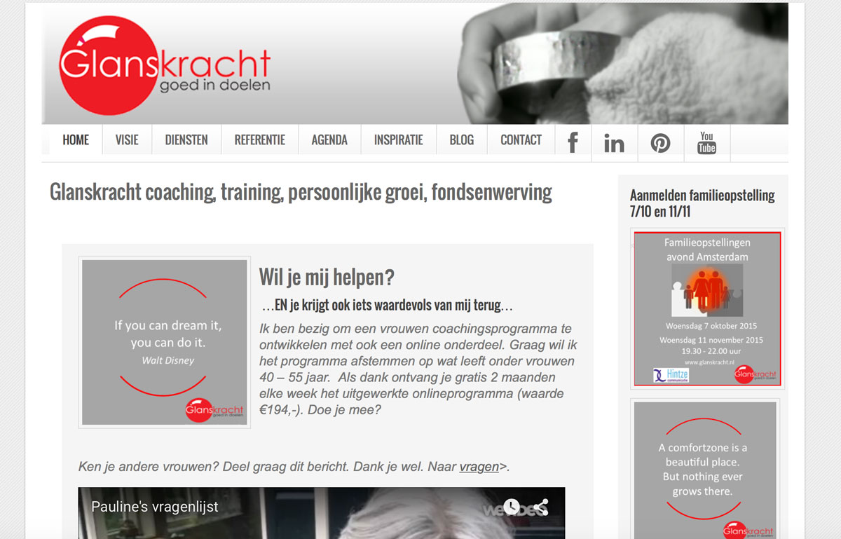 Glanskracht.nl