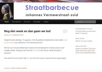 Straatbarbecue