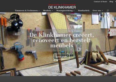 Nieuwe site voor Deklinkhamer.nl